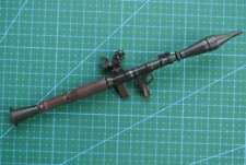 "1/6 Scale RPG Anti Tank Rocket Launchers For 12"" Action Figure Gun Model Weapon"