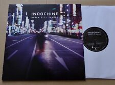 "INDOCHINE Black city parade (6 diff. versions)12"" EP+ MP3 ARISTA (2013) EX/NM"