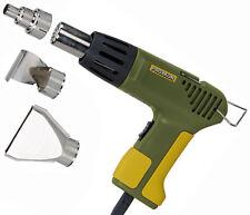 PROXXON 27130 MICRO Heißluftpistole 500W 550°C 180l/m Micromot MH550 Heißluftfön