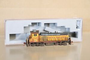 ATLAS 52238 DCC READY WEATHERED UNION PACIFIC UP MP-15DC DIESEL LOCO 1340 nv