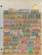 s3391 stamp accumulation Latin  00006000 America Mixture