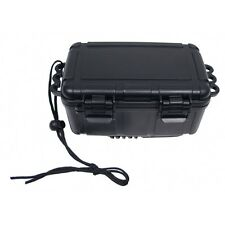 MFH Box, Kunststoff, wasserdicht, 17x11,5x8 cm, schwarz