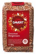 (5,98 ?/kg) Davert Bio Gourmet Berglinsen, 500 g