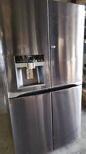 Refrigerator Lg Lpxs30866D 4 Door French Door Black Stainless Major Appliances