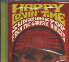 HAPPY LOVIN' TIME - 60s SUNSHINE POP COMP GARY S. PAXTON GARPAX VAULTS SEALED CD