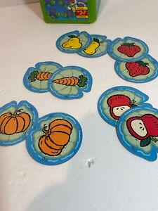 Fisher Price Turtle Picnic Game Replacement Pieces Parts Set 5 sets lilly pads