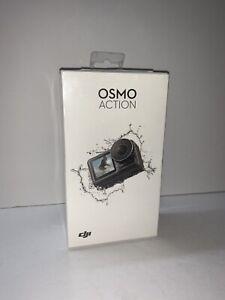 🔥🔥🔥🔥DJI Osmo Action 4K 60P WATERPROOF Camera DUAL SCREEN NICE!! FREE SHIP!