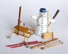 Plus Model 1:35 Winter Set Resin & PE Diorama Accessory #255