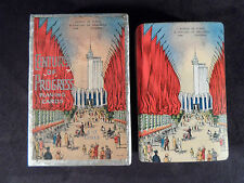 1934 Worlds Fair Playing Cards - Century of Progress - Avenue of Flags - Arrco
