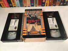 The Three Musketeers Serial Action VHS '33 John Wayne Raymond Hatton 12 Episodes