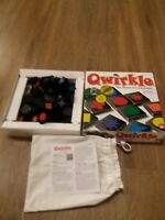 Mindware QWIRKLE mensa select tabletop board game READ DISC