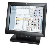 12 Zoll Touchscreen USB WINCOR POS Kassenmonitor mit Fuss / Windows 10/7 ready