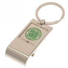 More details for celtic fc executive bottle opener key ring