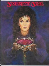 Eclipse Comics - The Sisterhood of Steel - #13 1987 - Graphic Novel