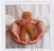 PATTERN - Ginger Kid - quick and easy softie little PATTERN - Bunny Hill