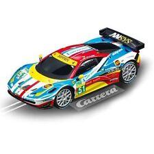 """CARRERA GO 64053 FERRARI 458 ITALIA GT2 """"AF CORSE"""" NEW 1/43 SLOT CAR"""
