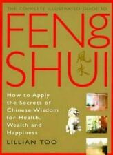 Feng Shui by Lillian Too (1996, Hardcover)