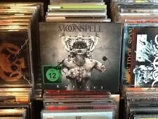 "MOONSPELL  ""Extinct"" LTD.EDITION (CD+DVD DIGIBOOK) New"