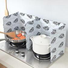 Folding Kitchen Cooking Oil Splash Screen Cover Stove Guard Anti Shield BEST