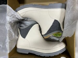 Women's Muck Original Ankle White (OAW-100) (USED)