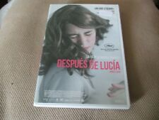 "DVD ""DESPUES DE LUCIA"" film Mexicain de Michel FRANCO"