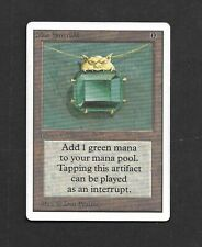 MOX EMERALD UNLIMITED EDITION Power 9 vintage and rare * qty. 1