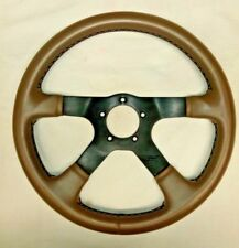 "GRANT BROWN 691 RACING PERFORMANCE 14"" STEERING WHEEL FREE SHIPPING NEW"
