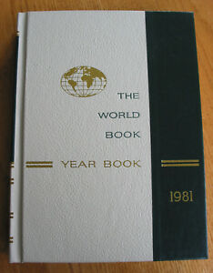 The World Book Year Book Encyclopedia 1981 Review of Events