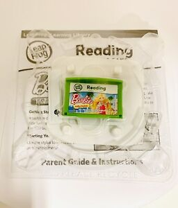 LeapFrog Learning Game Barbie Malibu Mysteries Reading for LeapPad Loose
