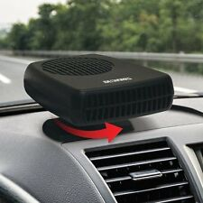 IdeaWorks - Portable Auto Heater and Defroster - Handy Winter Car Window 6 feet