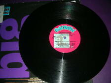"""12"""" Big Daddy Kane It's Hard Being The Kane(3 Mixes)/ Who Am I Cold Chillin VG+"""