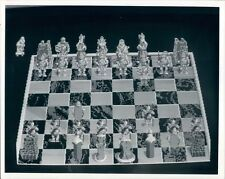 1990 Press Photo Screenshot Chess Video Game