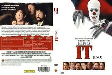 IT. ( eso ) dvd. ( Español-Ingles-Aleman )