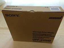 SONY UPP-210HD HIGH DENSITY BLACK & WHITE PRINT MEDIA-5 ROLLS