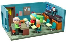 SOUTH PARK MR. GARRISON CLASSROOM With Kyle Cartman CONSTRUCTION SET Macfarlane