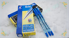 (BEST OFFER) PILOT BALL POINT PEN BP-S-F 0.7MM 12 PIECE  / BLUE COLOUR 12 pcs