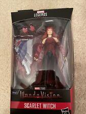 Marvel Legends Disney+ SCARLET WITCH Figure Wandavision BAF Flight Gear IN STOCK