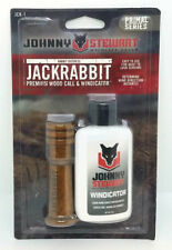 Johnny Stewart Primal Series Jackrabbit Premium Wood Call & Windicator (Jck-1)