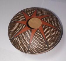 Mata Ortiz Pottery Seed Pot