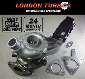 Jaguar XF / Land Rover Discovery IV TDV6 3.0D 778400 Turbocharger + Gaskets
