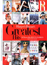2007 Bazaar cover history fashion 16-page MAGAZINE EDITORIAL - Greatest Hits