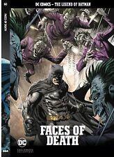 DC Comics The Legend Of Batman Graphic Novel Collection Volume 4: Faces of Death