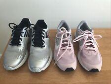 2 Pairs Girls Nike Athletic Shoes Size 6
