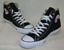 Converse Chuck Taylor AS High-Top Black Unisex Sneakers-Size 8.5M-10.5W NWB