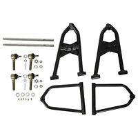 STAINLESS WIDER SPORT EXTENDED A-ARMS +2+1 FOR ATV YAMAHA BANSHEE 350 YFZ350