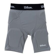 "New Wilson Integrated Football Girdle Impact Padding Youth Small 22-24"" waist"