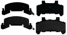 Disc Brake Pad Set-Semi Metallic Disc Brake Pad Front ACDelco Advantage 14D289M