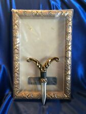 VERY RARE OFFICIAL Limited Edition Xena Breast Dagger Prop - NIB With COA
