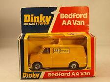 Dinky Toys GB N.412 Bedford Aa Furgone