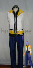 Kingdom Hearts II Riku Cosplay Costume Custom-Made